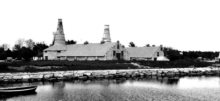 Bläse Kalkbruksmuseum | Museum, café & boende på norra Gotland