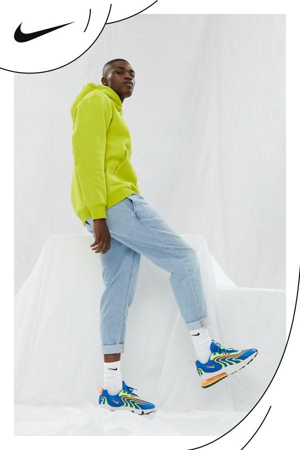 nike air max 270 react eng outfit