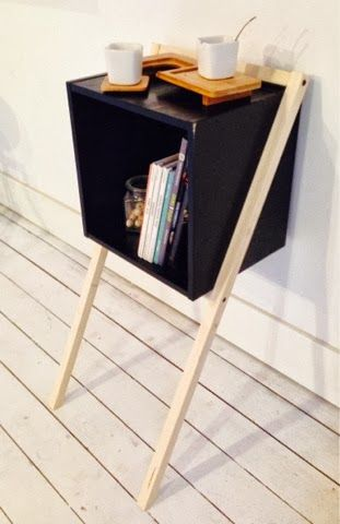 Caracterielle: DIY: extra small cabinet