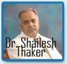 Dr. Shailesh Thaker  is actively involve in the field of management edication