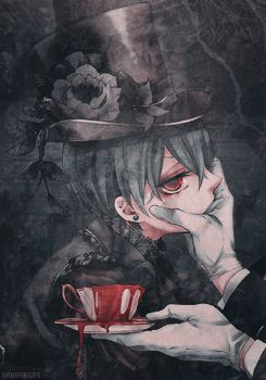 Black Butler/Kuroshitsuji - Ciel  #anime