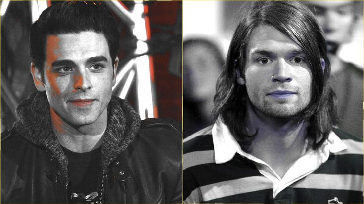Dashboard Confessional's Chris Carrabba and Taking Back Sunday's Adam Lazzara about how they've weathered those storms and come out the other side.