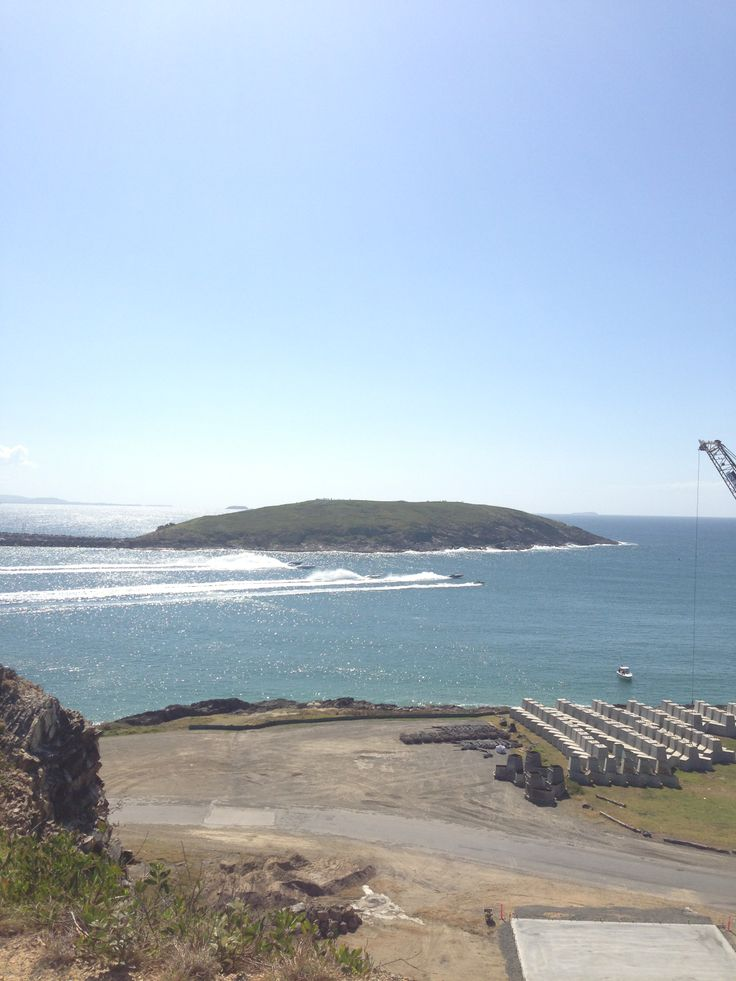 Coffs Harbour in New South Wales