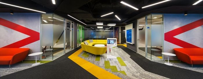 Accenture Office by Corporate Office Solutions - Office
