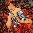 De moderne reclameposter is bedacht door Art Nouveau kunstenaars. Deze hielden zich veel bezig met toegepaste kunst en het affiche was daar een nieuwe...