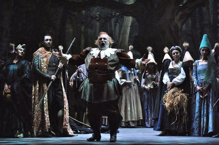 Falstaff al Teatro Verdi di Busseto, 12/10/2013 (Ph. Annalisa Andolina)