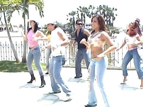 ▶ Clases De Reggaeton - Reggaeton Basic Steps - HD - YouTube