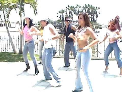 Clases De Reggaeton - Reggaeton Basic Steps - HD - YouTube