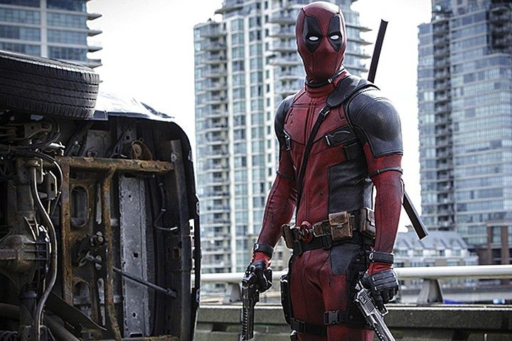 New 'Deadpool' Images Show the Merc With a Mouth Ready For Action
