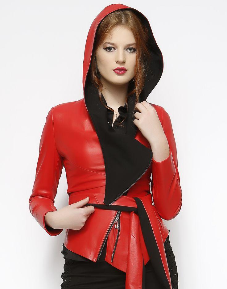 My Diamond Kožna Ženska Jakne Kolekcija 100 % prava koža  Originalni dizajn Made in Turkey