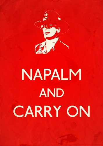 Napalm and Carry on by cole007, via Flickr