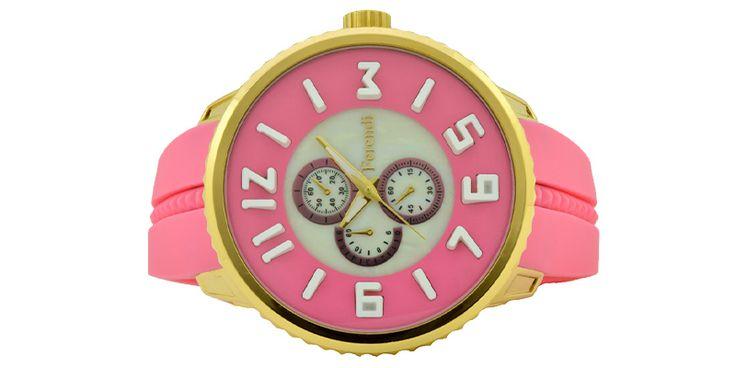 Γυναικείο ρολόι Ferendi Genesis ροζ.