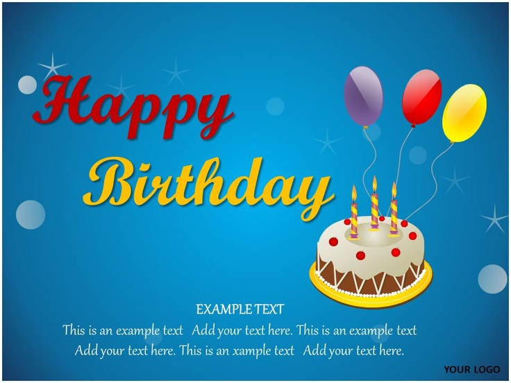 15 best animated presentation images on pinterest presentation happy birthday theme toneelgroepblik Images