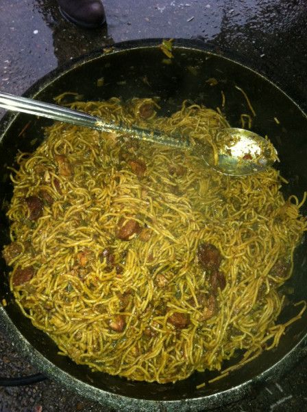 Pastalaya is a relatively new dish appearingat social gatherings.It's a very close cousin of jambalaya because you use the same ingredients, but substitute some type of pasta for the rice.…