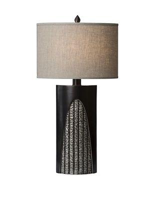 50% OFF Allison Davis Troy Table Lamp, Bronze