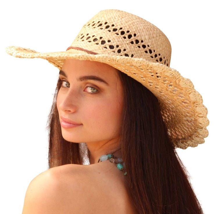 Palms & Sand St. Barts Womens Sun Hat - Ladies Beach Hat