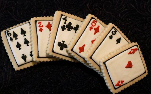 Poker cardsExquisite Cookies, Cookies Ideas, Decor Ideas, Sugar Cookies, Cookies Decor, Cookies Design, Decor Cookies, Cards Cookies, Plays Cards