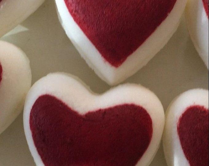 LOVE SPEL valentines day bath bombs , heart bath bombs , red bath bomb , wholesale bath bomb