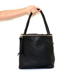 The #Assistant #Shoulder #Bag #Backpack #black #leather #erintempleton FORLINCOLN.COM 20%OFF now