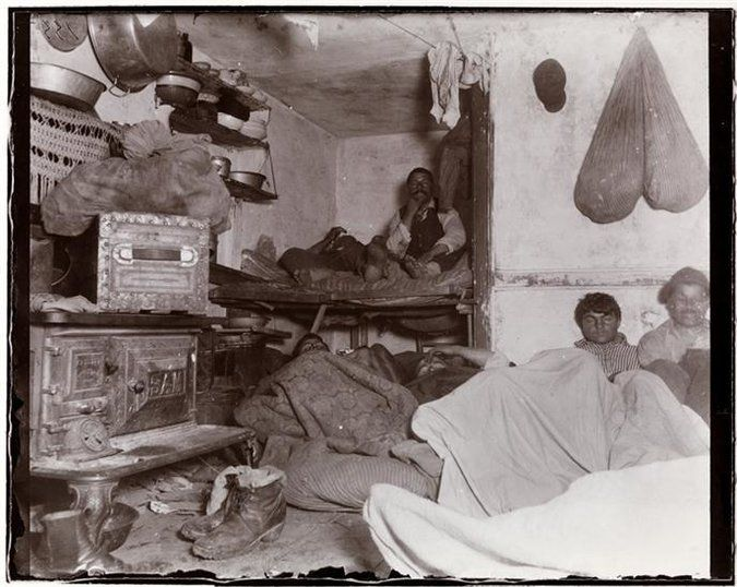 Jacob Riis Photographs Still Revealing New York's Other Half - The New York Times