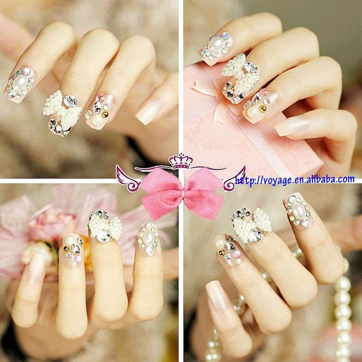 kpop & korean nails