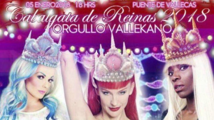"""A drag queen La Prohibida anunciou que vai subir ao """"carro alegórico pela igualdade e diversidade LGBT"""", no desfile dos Reis Magos em Madrid, vestida de urso de peluche. E a polémica começou. http://observador.pt/2018/01/03/espanha-a-polemica-das-drag-queens-que-querem-ser-rainhas-magas/"""