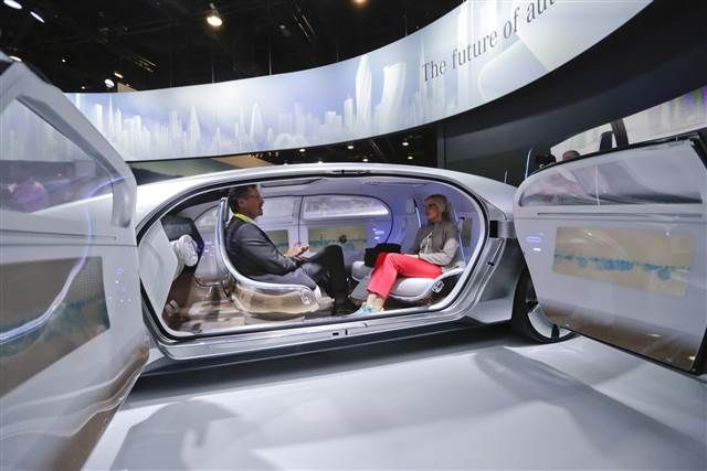 Germany Set to Open Up Autobahn to Self-Driving Vehicles | Prototypes of driverless cars are set to get the go-ahead on a stretch of Germany's busy A9 autobahn. [Self-Driving Vehicles: http://futuristicnews.com/tag/self-driving/]