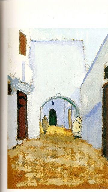 Albert Marquet-ruelle a Tanger.jpg