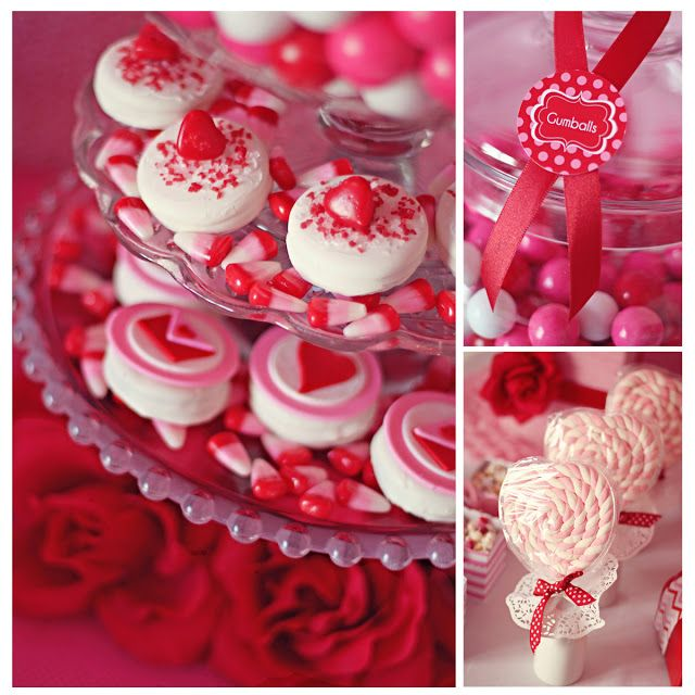 valentines party table ideas - Valentines Party Ideas For Adults