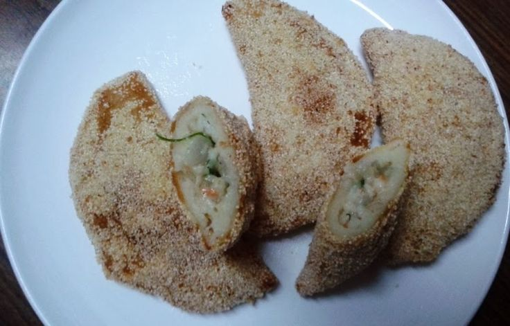 Rissóis de Camarão (Shrimp Turnovers) ~ Goan Recipes n More