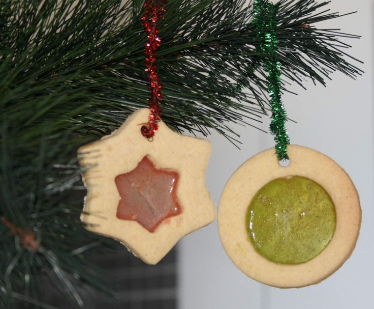 Recipe Edible Christmas Ornaments by Wise Woman Ways - Recipe of category Baking - sweet
