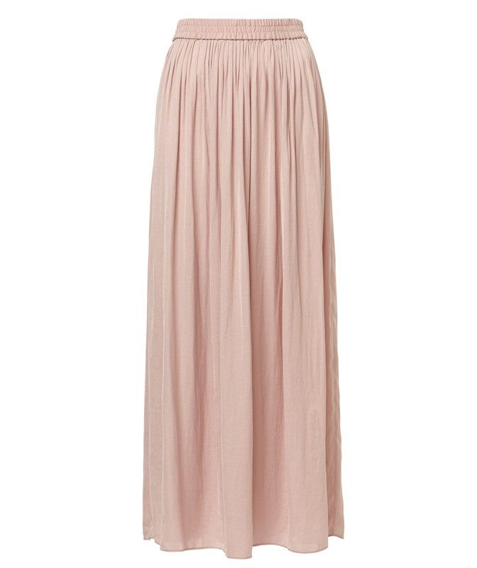 ROMANTIC MAXI SKIRT-Skirts-Clothing