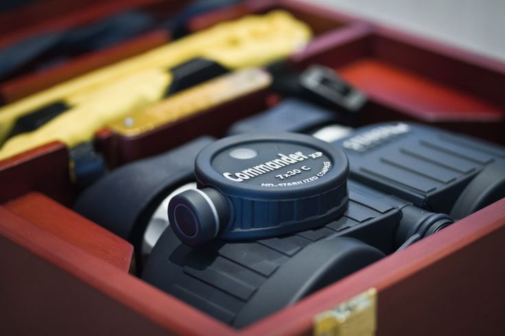 Steiner Commander Pro 7x30 with Compass