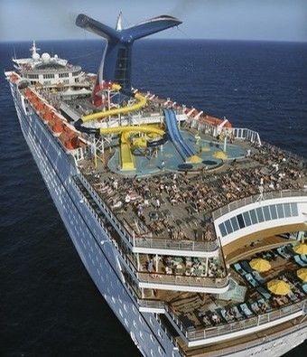 all carnival cruise ships names