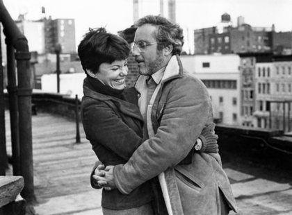 Marsha Mason and Richard Dreyfus in The Goodbye Girl