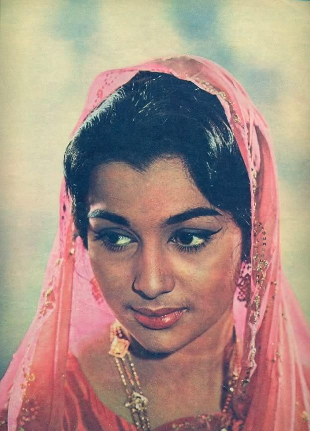 Asha Parekh Bollywood Actress 50/60s http://en.wikipedia.org/wiki/Asha_Parekh