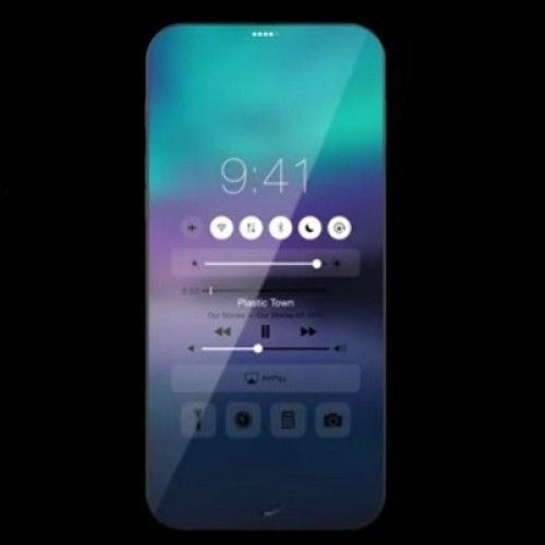 iPhone 7 concept design shows a beautiful bezel-free device