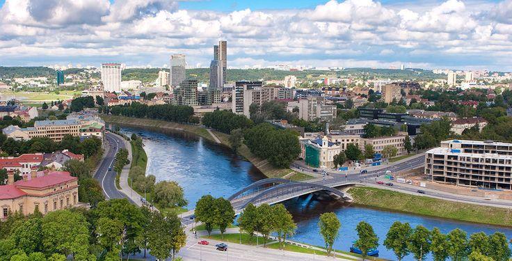 Madrid – Vilna (Lituania) desde 68 € (i/v) | Vuelos a 1 euro