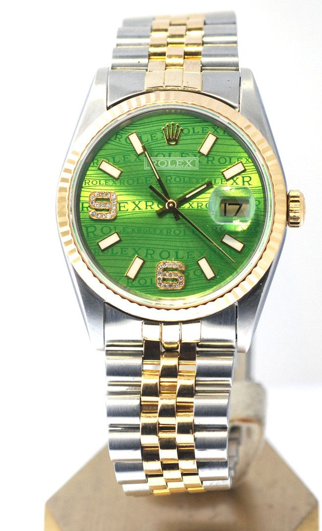 rolex how to avoid dial contemination