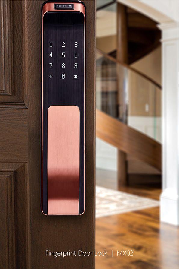 Fingerprint Door Lock Mx02