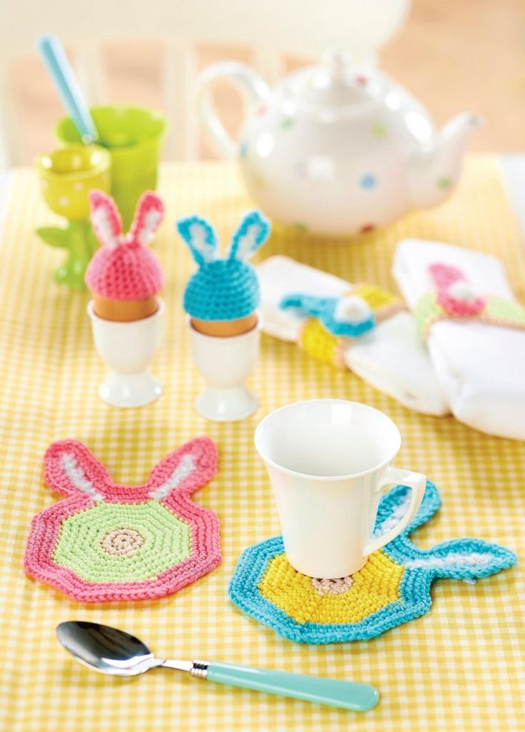 Easter Napkin Rings Crafts