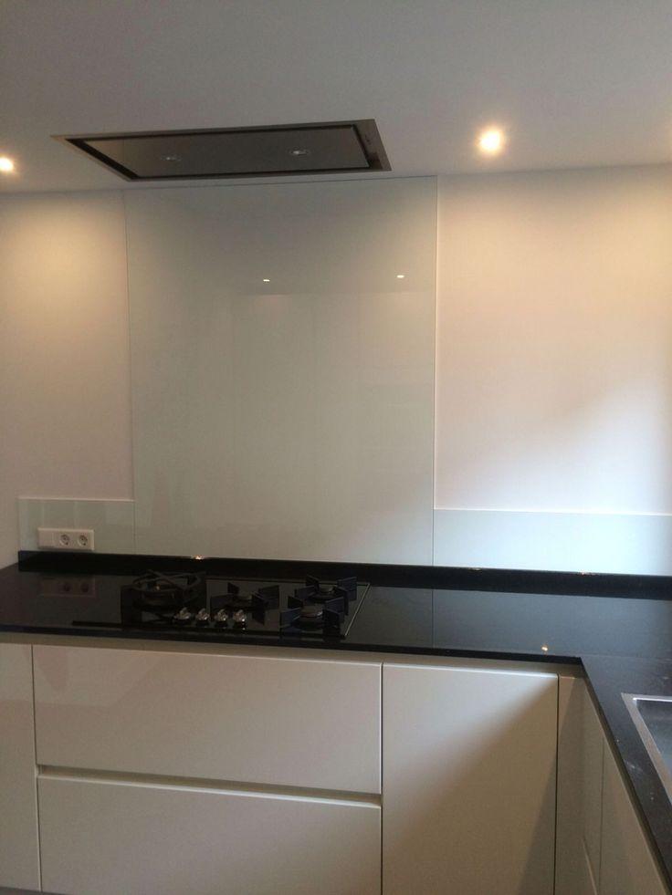 131 best images about neutrale kleur keuken achterwand neutral colours splashback on pinterest - Open keukenglas ...