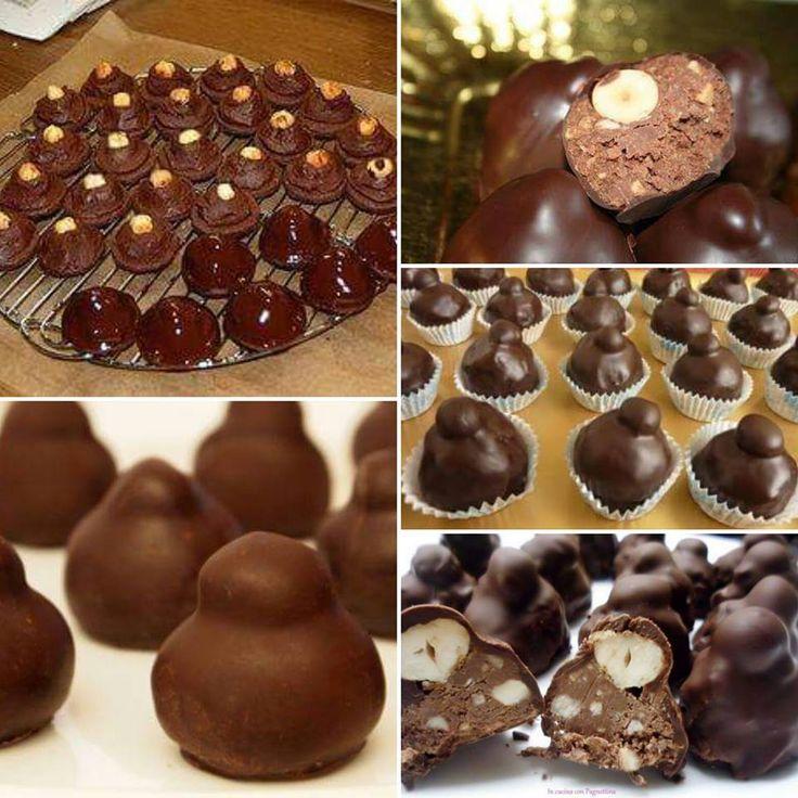 200 g di nocciole 300 g di nutella 150 g di cioccolato al latte 1 cucchiaio di…