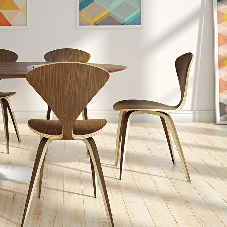 norman bentwood chair
