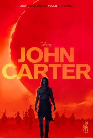 John Carter - In Movie Theaters March 9, 2012