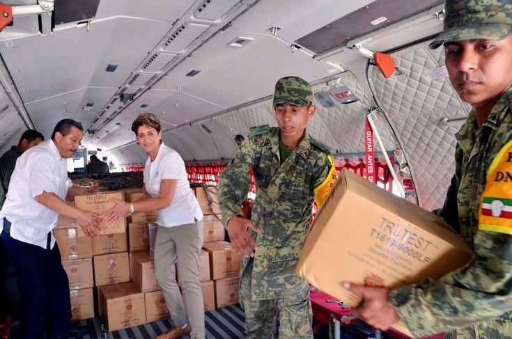"""Secretaria de Salud entrega apoyo en materia de salud en las zonas afectadas por el Huracán """"Odile"""" - http://plenilunia.com/novedades-medicas/secretaria-de-salud-entrega-apoyo-en-materia-de-salud-en-las-zonas-afectadas-por-el-huracan-odile/30578/"""