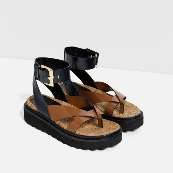 Sandals - Zara