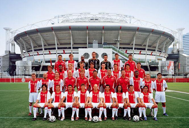 Ajax Amsterdam, prachtige club!!