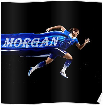 Alex Morgan Posters