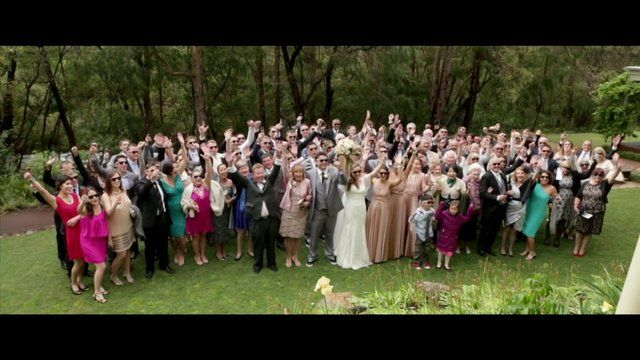 The Wedding of Candice + Jamie  Ceremony - Secret Garden, Margaret River Reception - Flutes Restaurant, Margaret River  www.whiteboxstudio.com.au